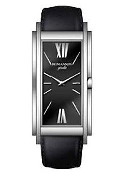 Romanson Часы Romanson RL9206LW(BK). Коллекция Active guanqin quartz watches fashion watch women dress relogio feminino waterproof tungsten steel gold bracelet watches relojes mujer