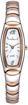 Romanson Часы Romanson RM2140LJ(WH). Коллекция Giselle romanson romanson rm 0388q lj wh