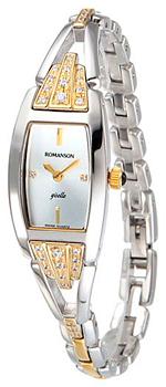 Romanson Часы Romanson RM8272QLC(WH). Коллекция Lady Dressy