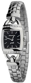 цены  Romanson Часы Romanson RM9237QLW(BK). Коллекция Giselle