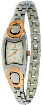 Romanson Часы Romanson RM9240LJ(WH). Коллекция Lady Dressy