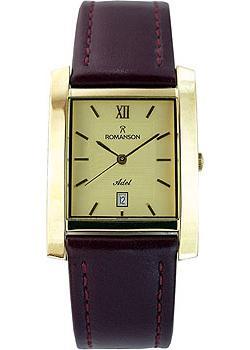 Romanson Часы Romanson TL0226SXG(GD). Коллекция Adel romanson часы romanson tm7266mj wh коллекция adel