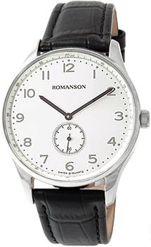 Romanson Часы Romanson TL0329MW(WH). Коллекция Blue Zian