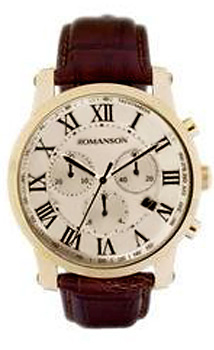 Часы Romanson Gents Function TL0334HMG(GD)