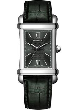 Romanson Часы Romanson TL0338MW(BK). Коллекция Leather romanson rm 9207q lj gd