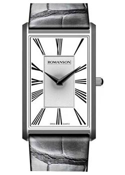 Romanson Часы Romanson TL0390MW(WH). Коллекция Gents Function romanson pm 6153h mw wh