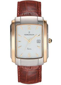 цена на Romanson Часы Romanson TL1157SMJ(WH). Коллекция Gents Fashion