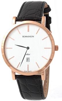 Romanson Часы Romanson TL5507XR(WH). Коллекция Adel
