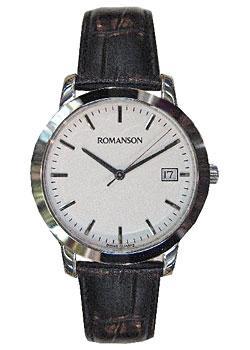 Romanson Часы Romanson TL9245MW(WH). Коллекция Adel romanson часы romanson tm7266mj wh коллекция adel