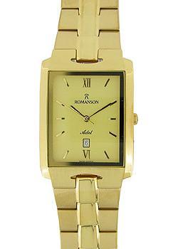Romanson Часы Romanson TM0186XG(GD). Коллекция Adel все цены