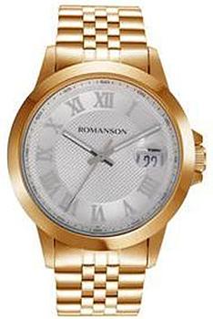 Romanson Часы Romanson TM0361MR(WH). Коллекция Adel