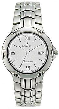 Romanson Часы Romanson TM0591MW(WH). Коллекция Titanium romanson romanson hl 6108q mw wh