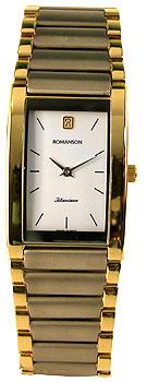 Romanson Часы Romanson TM1196XC(WH). Коллекция Titanium