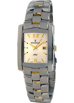 Romanson Часы Romanson TM3571JMC(WH). Коллекция Gents Fashion цена