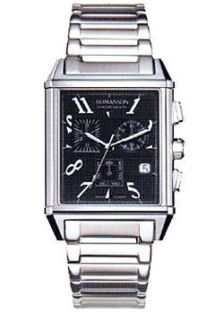Romanson Часы Romanson TM7237HMW(BK). Коллекция Adel все цены