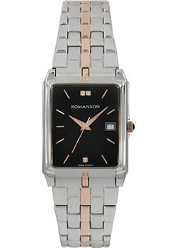 Romanson Часы Romanson TM8154CMJ(BK). Коллекция Adel romanson tm 2615 mr bk