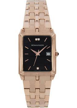 Romanson Часы Romanson TM8154CMR(BK). Коллекция Adel все цены
