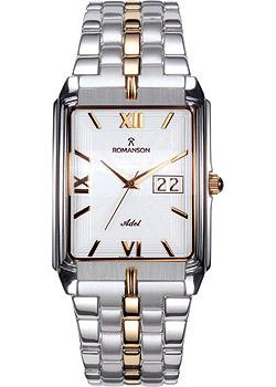 Romanson Часы Romanson TM8154CXC(WH). Коллекция Adel romanson tm 8201r mr wh