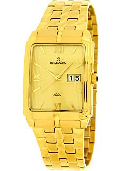 Romanson Часы Romanson TM8154CXG(GD). Коллекция Adel romanson часы romanson tl0387mg gd коллекция gents function
