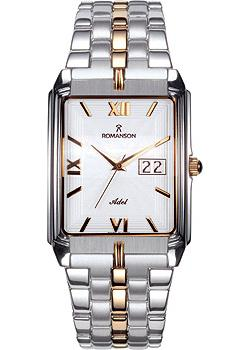 Romanson Часы Romanson TM8154CXJ(WH). Коллекция Adel romanson tm 1256 mr wh