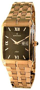 Romanson Часы Romanson TM8154CXR(BK). Коллекция Adel цена и фото
