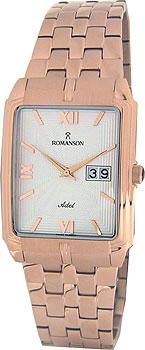Romanson Часы Romanson TM8154CXR(WH). Коллекция Adel