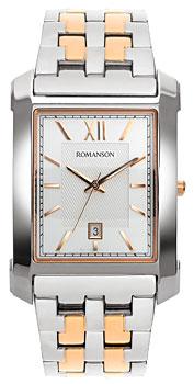 Romanson Часы Romanson TM8253MJ(WH). Коллекция Adel