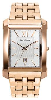 Romanson Часы Romanson TM8253MR(WH). Коллекция Adel