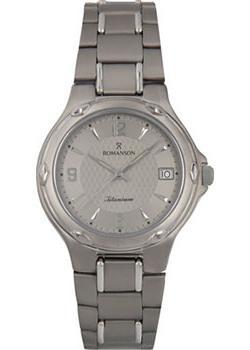 Romanson Часы Romanson UM3140MW(GR). Коллекция Titanium romanson часы romanson tl1247mw gr коллекция titanium