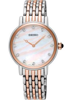 Seiko Часы Seiko SFQ806P1. Коллекция Conceptual Series Dress цена