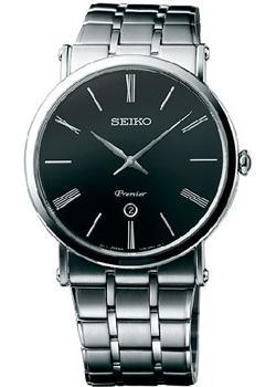 Seiko Часы Seiko SKP393P1. Коллекция Premier seiko часы seiko srk040p1 коллекция premier