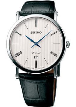 Seiko Часы Seiko SKP395P1. Коллекция Premier seiko часы seiko snq150p1 коллекция premier