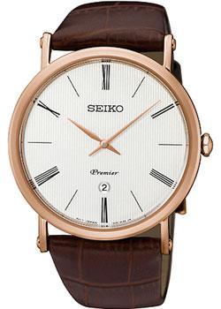 Seiko Часы Seiko SKP398P1. Коллекция Premier seiko часы seiko snq147p1 коллекция premier