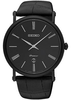 Seiko Часы Seiko SKP401P1. Коллекция Premier seiko часы seiko snq150p1 коллекция premier
