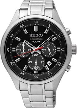 Seiko Часы Seiko SKS587P1. Коллекция Promo seiko часы seiko sur251p1 коллекция promo