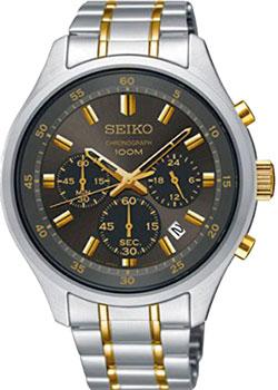 Seiko Часы Seiko SKS591P1. Коллекция Promo seiko часы seiko sks537p1 коллекция promo