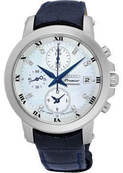 Seiko Часы Seiko SNDV59P2. Коллекция Premier seiko часы seiko sxb430p1 коллекция premier