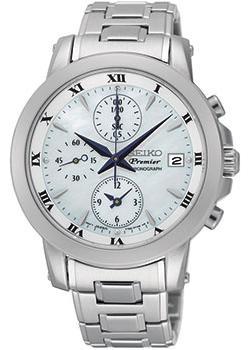 Seiko Часы Seiko SNDV71P1. Коллекция Premier seiko часы seiko sxb430p1 коллекция premier