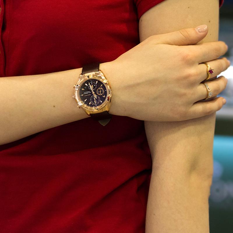 Часы Seiko SNDW54P1 Часы Haas KHC268SSA