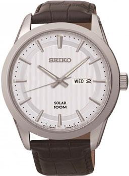 Seiko Часы Seiko SNE359P2. Коллекция Conceptual Series Dress цена