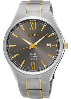Seiko Часы Seiko SNE409P1. Коллекция Conceptual Series Dress цена и фото