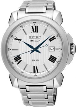 Seiko Часы Seiko SNE453P1. Коллекция Premier seiko часы seiko snq147p1 коллекция premier