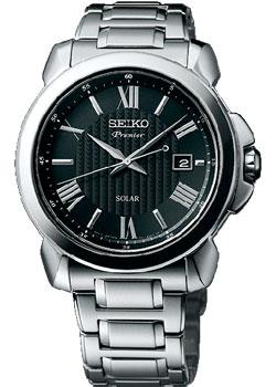 Seiko Часы Seiko SNE455P1. Коллекция Premier seiko часы seiko snq150p1 коллекция premier