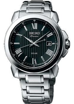 Seiko Часы Seiko SNE455P1. Коллекция Premier все цены