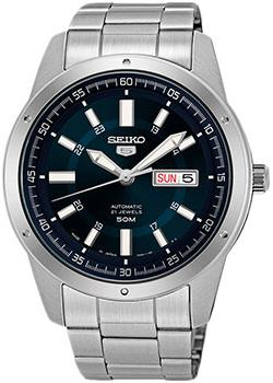 Seiko Часы Seiko SNKN67K1. Коллекция SEIKO 5 Regular seiko watch no 5 automatic fashion simple mechanical watch snk379k1 snk807k2 snk809k1 snk809k2 snk385k1 snk803k2 snk805k2