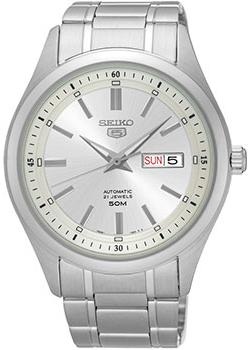 Seiko Часы Seiko SNKN85K1. Коллекция Seiko 5 Regular seiko watch no 5 automatic fashion simple mechanical watch snk379k1 snk807k2 snk809k1 snk809k2 snk385k1 snk803k2 snk805k2