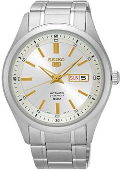 Seiko Часы Seiko SNKN87K1. Коллекция Seiko 5 Regular seiko watch no 5 automatic fashion simple mechanical watch snk379k1 snk807k2 snk809k1 snk809k2 snk385k1 snk803k2 snk805k2