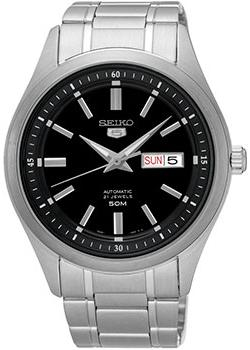 Seiko Часы Seiko SNKN89K1. Коллекция Seiko 5 Regular seiko watch no 5 automatic fashion simple mechanical watch snk379k1 snk807k2 snk809k1 snk809k2 snk385k1 snk803k2 snk805k2