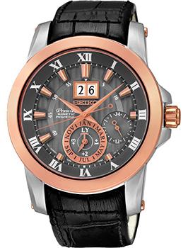Seiko Часы Seiko SNP114J2. Коллекция Premier seiko часы seiko sxb430p1 коллекция premier page 2