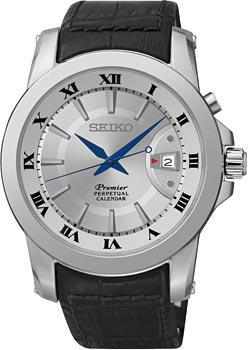 Seiko Часы Seiko SNQ143J1. Коллекция Premier seiko часы seiko sxb430p1 коллекция premier